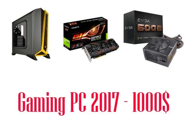Budget Gaming PC For 000 - 2017 Edition