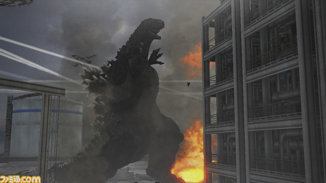 New Ps3 Games 2014 : Godzilla for playstation announced coming in winter