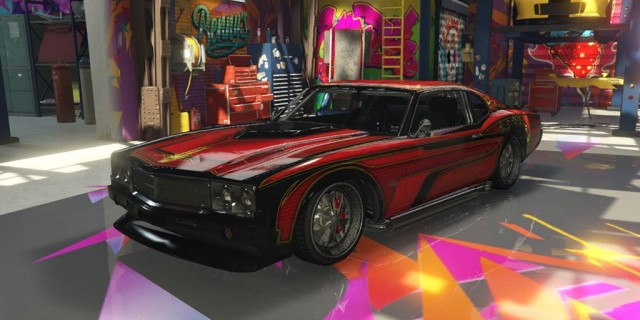 GTA Online Three New Cars Hidden In The March 15 Update ...