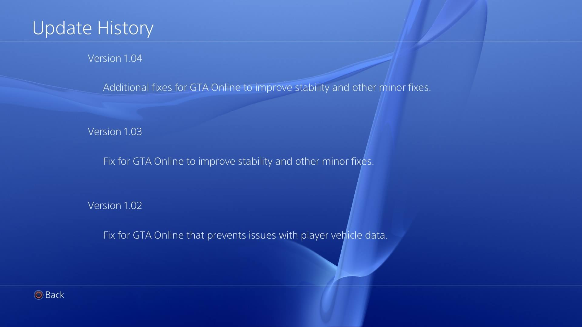 GTA 5 Patch 114 - Patch 114 Notes / Details The Im