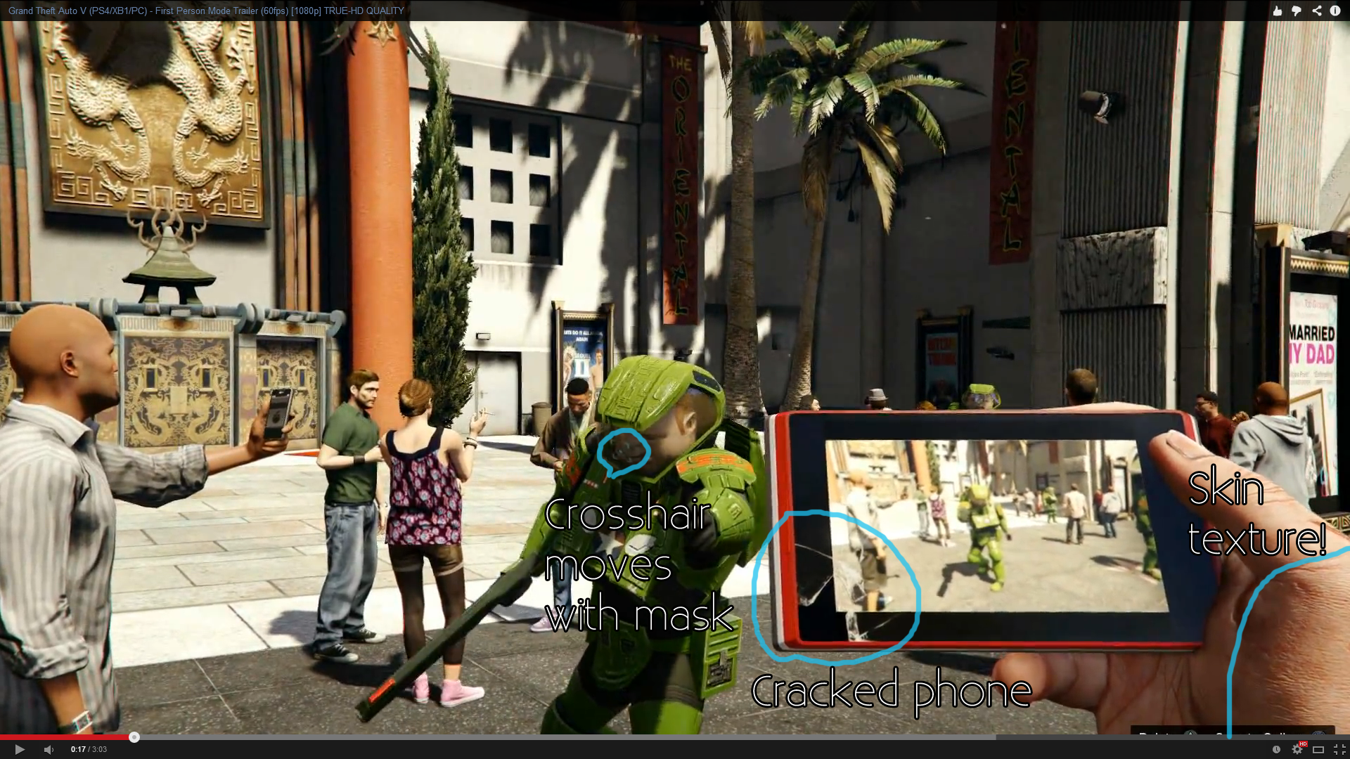 Tiny but truly impressive new gta v ps4 xbox one features that