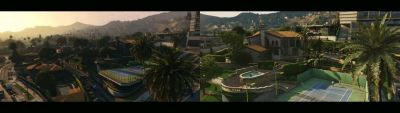 GTA V comparison screenshot