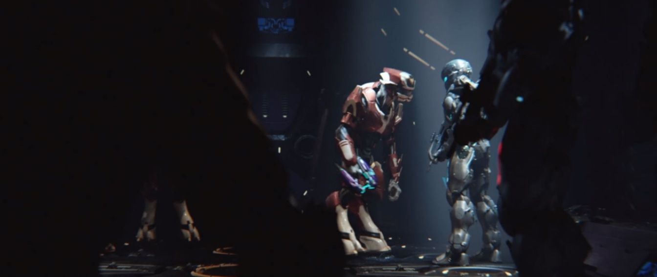 possible halo 5 guardians xbox one screenshots leaked