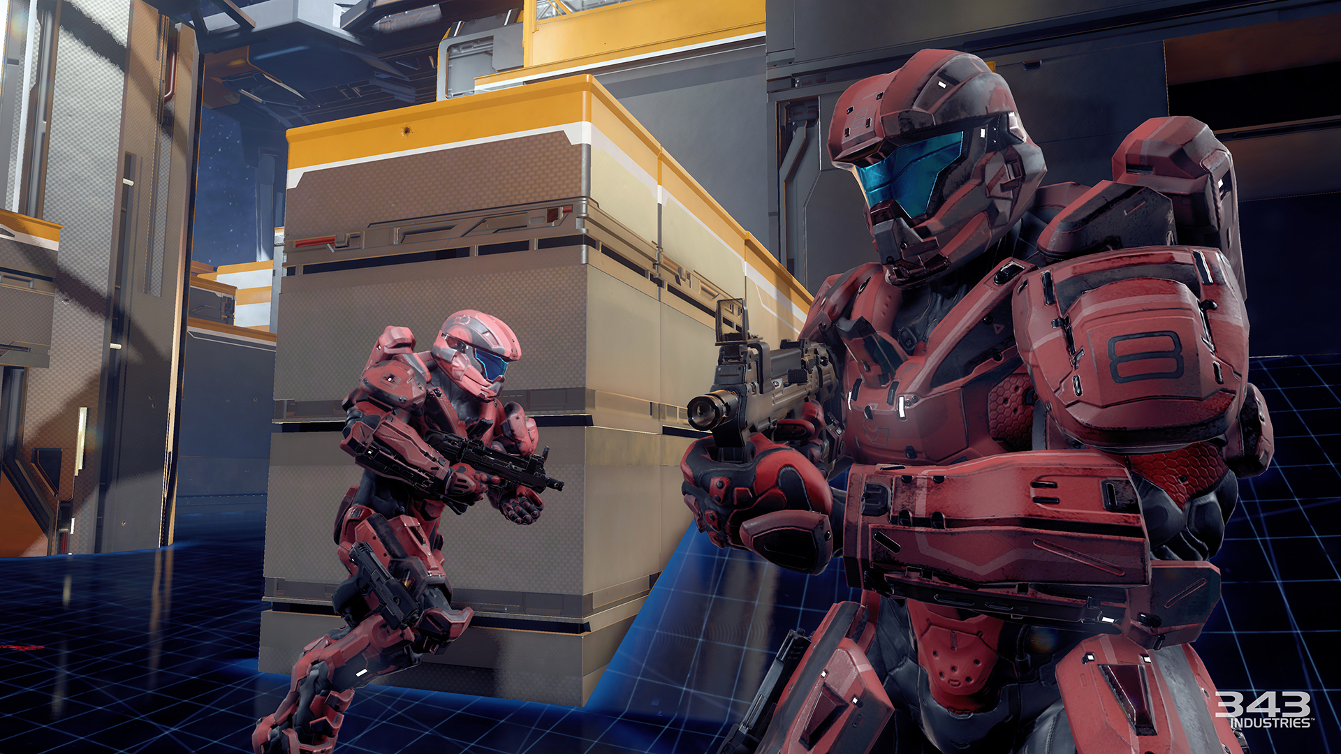 Halo 5: Guardians Beta Screenshot 2