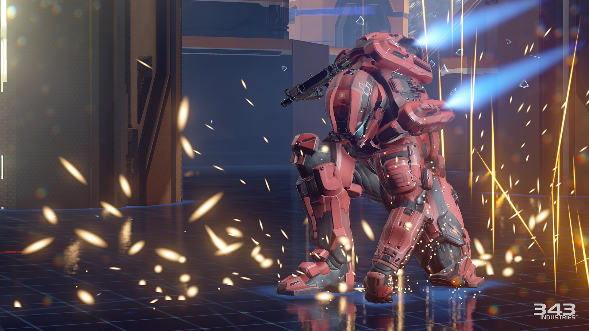 Halo 5: Guardians Beta Screenshot 1