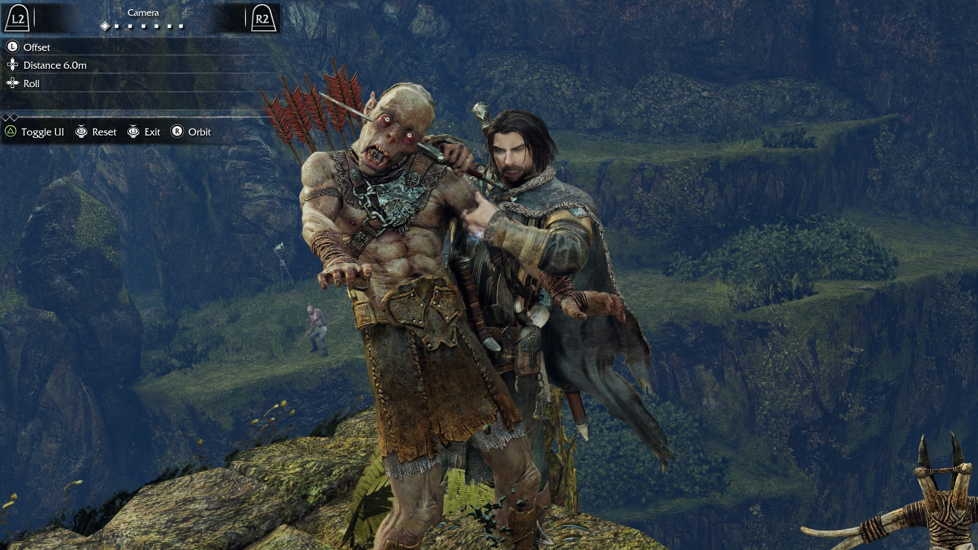 New Middle-earth: Shadow of Mordor PS4 Patch Adds Amazing ...