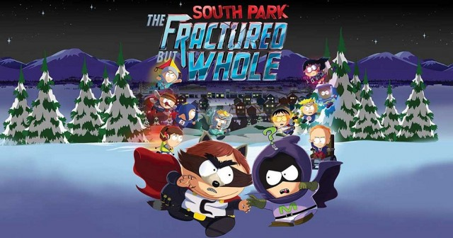 Headshot Location - South Park: The Fractured But Whole