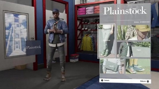 how to get best watchdogs 2 outfit