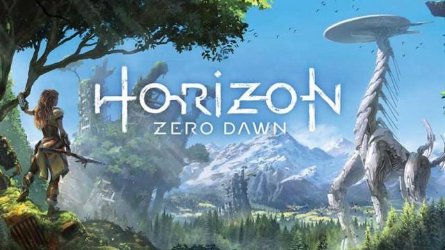 Horizon Zero Dawn Box Art: New Horizon: Zero Dawn Promotional Art Released, PS4