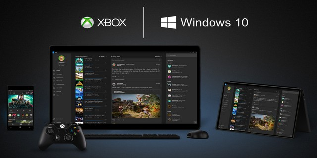Streaming in Windows 10