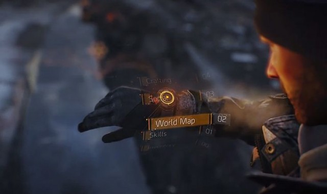 Tom Clancy's The Division Inventory Management Tip