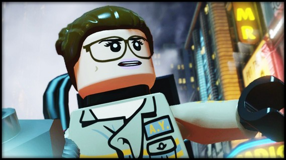 Level 1 Collectibles - LEGO Dimensions Ghostbusters