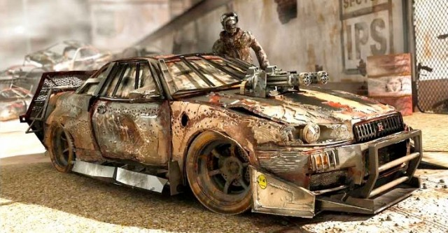 how to unlock vehicles and the hidden vehicles in mad max