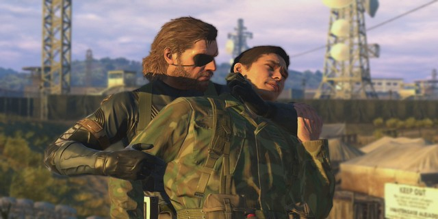 MGS V: The Phantom Pain Mission 46 Unlock Guide