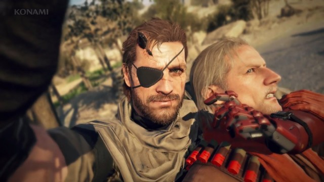 MGS V: The Phantom Pain Pro Tip On Sneaking