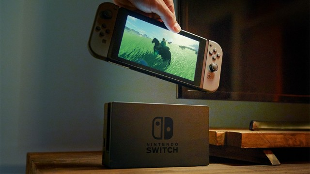 More Nintendo Switch Leak