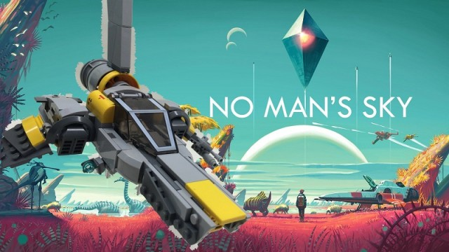 How to run no man's sky in vr