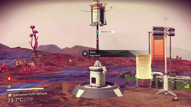 No Man's Sky Patch 1.09 for PS4 download available now
