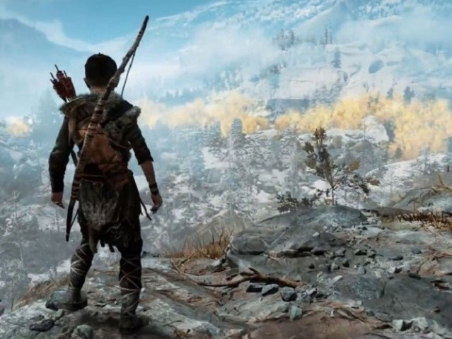 God of War PS4 Path to the Mountain Walkthrough