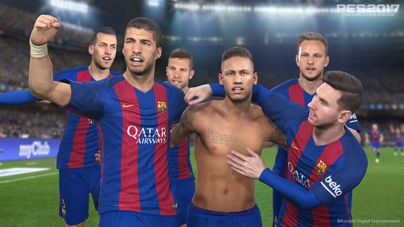 According to a graphics comparison made by youtuber Merlin'in Kazanı, it seems that Konami has made simply nothing to improve upon PES 2016 base for this ...