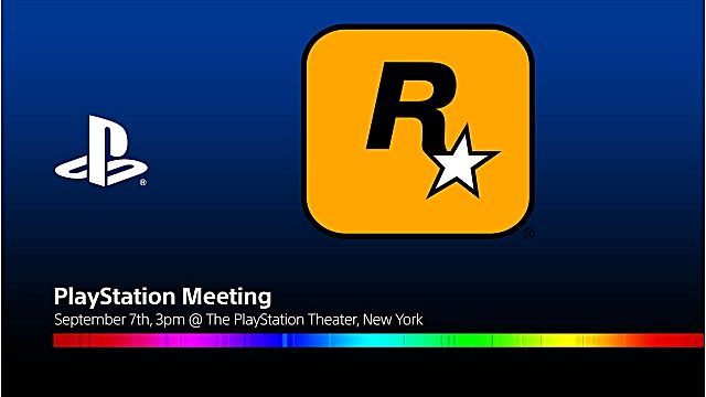 PlayStation Meeting 2017