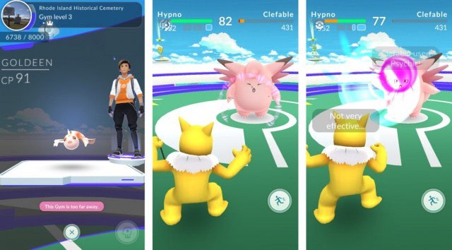 Best Quick Pokemon In Pokemon Go Used To Win Any Gym Battle