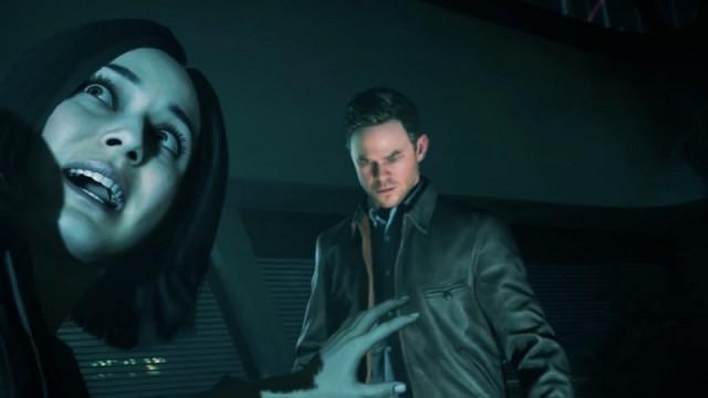 Quantum Break Act 3 Monarch Gala Kidnap Dr Amaral