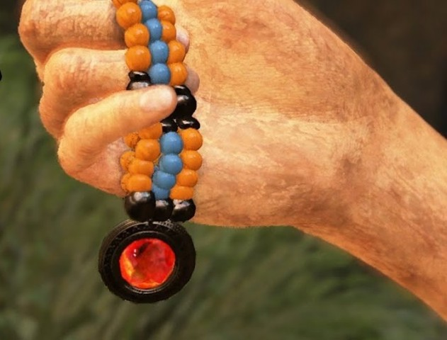 Queen's Ruby Bracelet - Uncharted: The Lost Legacy