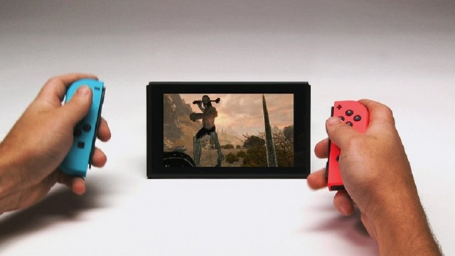Skyrim Supports Nintendo Switch Video Capture