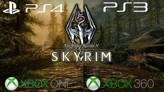 skyrim special edition on ps4 xb1 will not support ps3 x360 save files bethesda. Black Bedroom Furniture Sets. Home Design Ideas