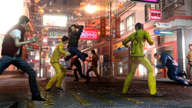 sleeping dogs  definitive edition ps4 review  only cosmetically enhanced