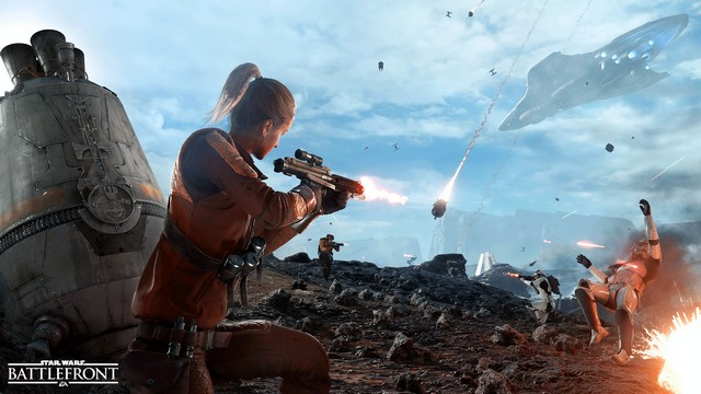 Star Wars: Battlefront Cheat Tips and Tricks
