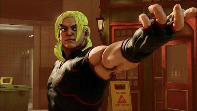 Ken Moves List, Unique Attacks, Special Moves and Critical Art