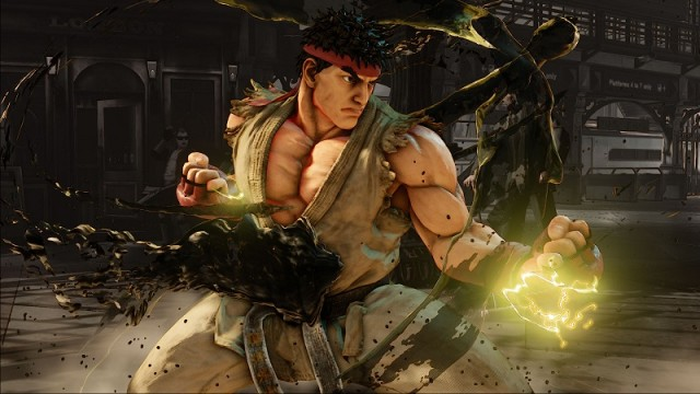 RYU Moves List for Unique Attacks, Special Moves and Critical Art