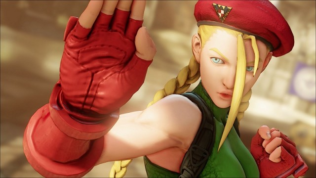 Cammy Moves List, Unique Attacks, Special Moves and Critical Art