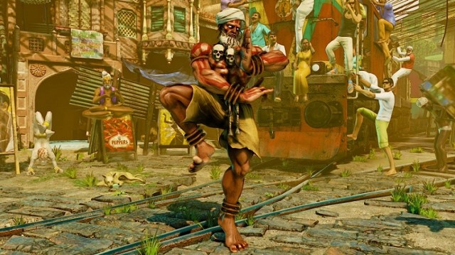 Dhalsim Moves List, Unique Attacks, Special Moves and Critical Art