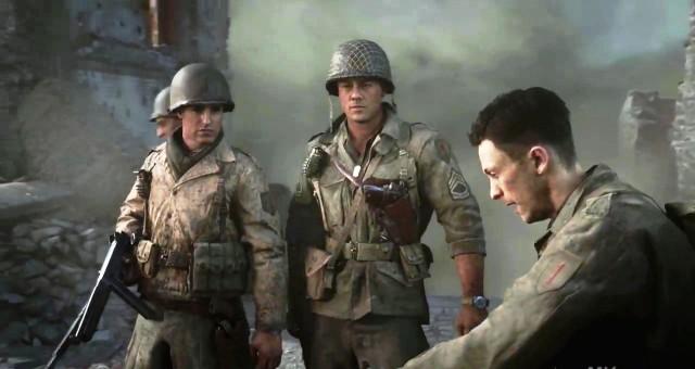 Walkthrough Mission Mission - Call of Duty: Seconda Guerra Mondiale  Prime impressioni su COD WWII e Missione 3 stronghold
