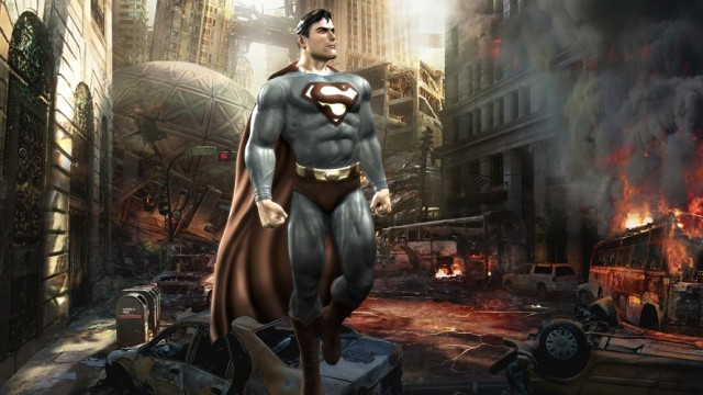 Superman Game From Rocksteady Leaked