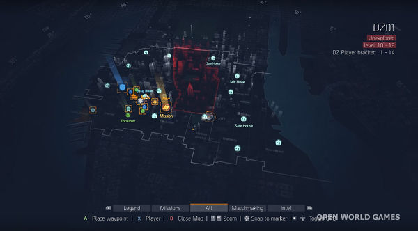 the division flatiron intel collectible location guide. Black Bedroom Furniture Sets. Home Design Ideas