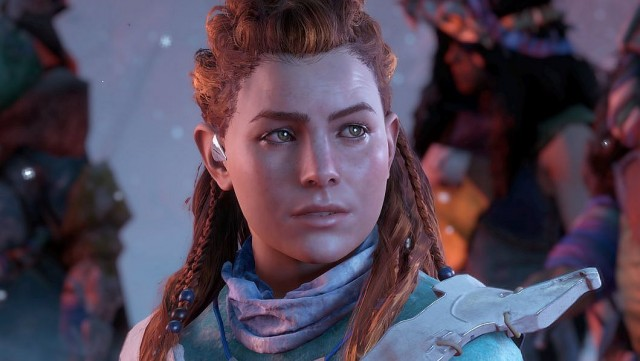 Horizon Zero Dawn's Expansion DLC - The Frozen Wilds - Is Out Today