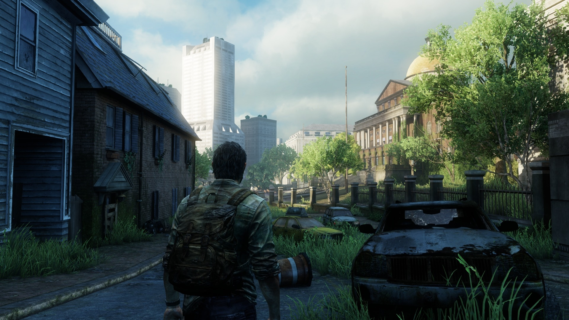 New The Last Of Us Remastered PS Screens Show Amazing - The last of us abandoned territories map pack