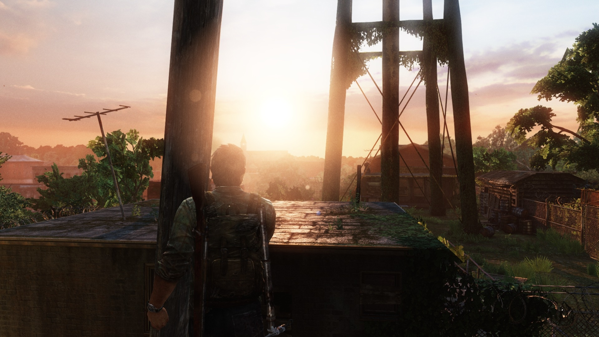 12 New The Last Of Us Remastered Ps4 Screens Show Amazing