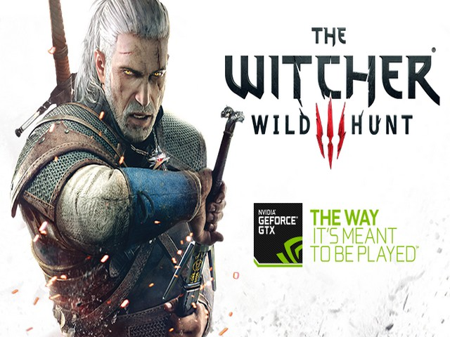 The Witcher 3: Wild Hunt Nvidia Hairwork On AMD Cards