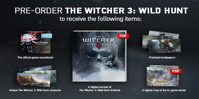 The Witcher 3: Wild Hunt Worst Pre Order