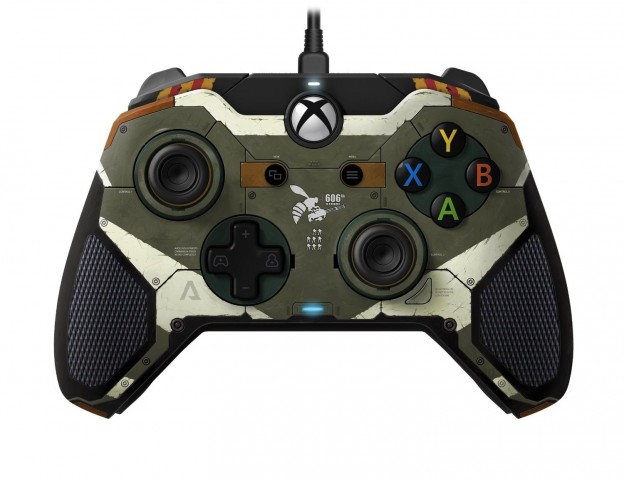 Titanfall 2 Wired Xbox One Pc Controller Leaked By Amazon