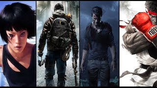 Top 10 Most Anticipated Games 2016