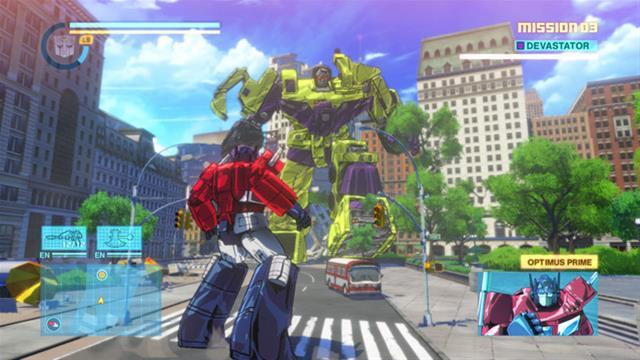 Скачать Игру Transformers Devastation Через Торрент - фото 10