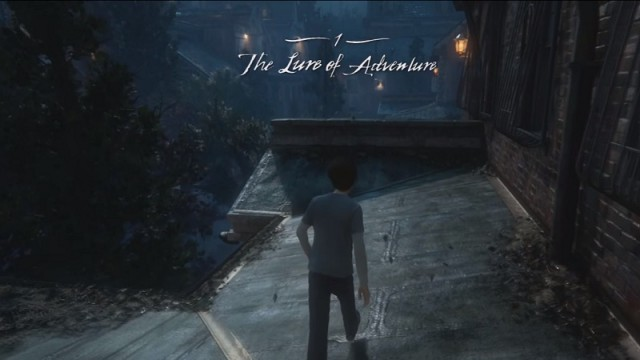 Chapter 1 - The Lure of Adventure