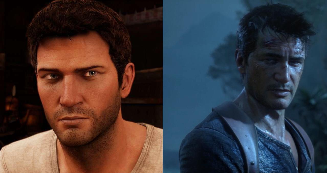 Games Uncharted 4 A Thiefs End