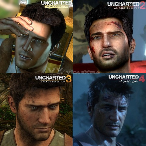 Uncharted Trilogy Wallpaper For PS4 Rumors